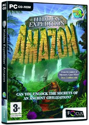 Hidden Expedition: Amazon (PC CD)