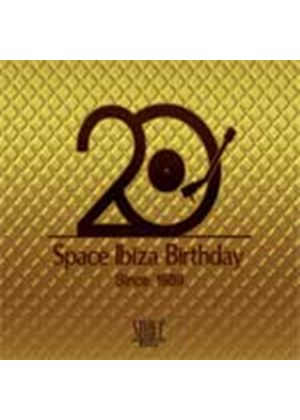 Various Artists - Space Ibiza 20th Anniversary (2 CD) (Music CD)