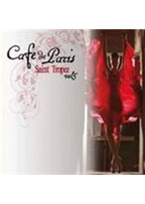 Various Artists - Cafe De Paris - Saint Tropez Vol.5 (Music CD)