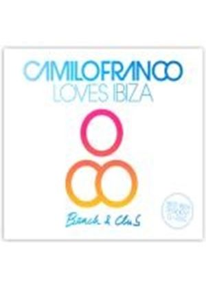 Camilo Franco Loves Ibiza - Camilo Franco Loves Ibiza (2 CD) (Music CD)