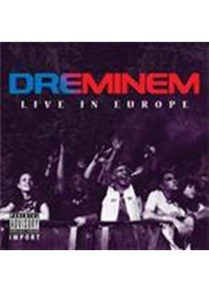 Dr. Dre & Eminem - Live In Europe (Music CD)