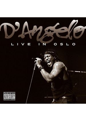 D'Angelo - Live In Oslo (Music CD)