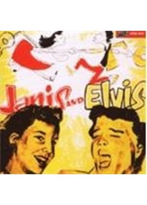 Elvis Presley And Janis Martin - Janis And Elvis (Music CD)
