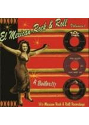 Various Artists - El Mexican Rock And Roll Vol.1 (Music CD)
