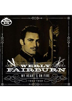 Werly Fairburn - My Heart's On Fire (1953-1959) (Music CD)