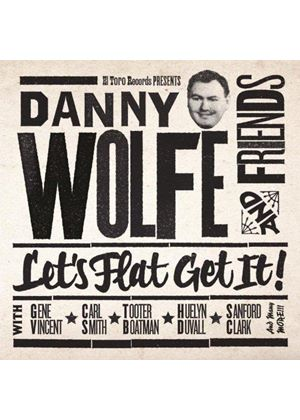 Various Artists - Danny Wolfe and Friends (Let's Flat Get It) (Music CD)