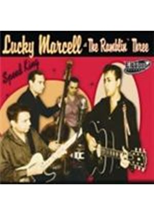 Lucky Marcell & The Ramblin' 3 - Speed King (Music CD)
