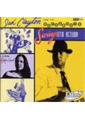 Jed Clayton & The Rockabouts - Swing Into Action