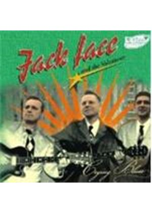 Jack Face & The Volcanos - Craying Blues