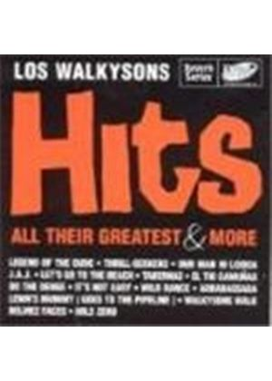 Los Walkysons - Hits (All Their Greatest And More)