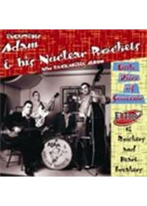Adam & His Nuclear Rockets - Little Piece Of Silver, A (Music CD)