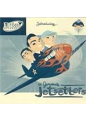 CC Jerome's Jetsetters - Introducing... (Music CD)