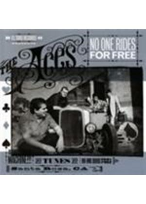 Aces - No One Rides For Free (Music CD)