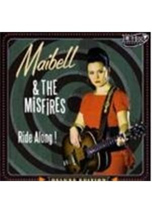 Maibell & The Misfires - Ride Along (Music CD)