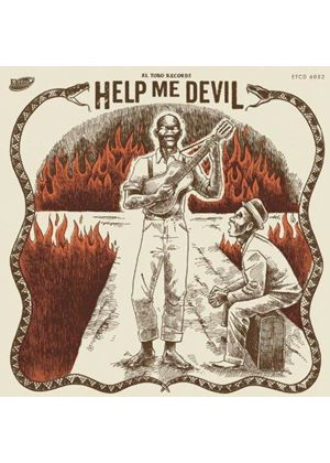 Help Me Devil - Lokanta Hell (Music CD)
