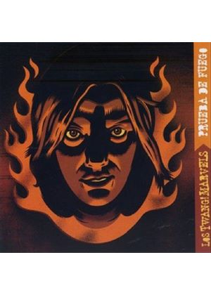 Los Twang! Marvels - Peueba De Fuego (Music CD)
