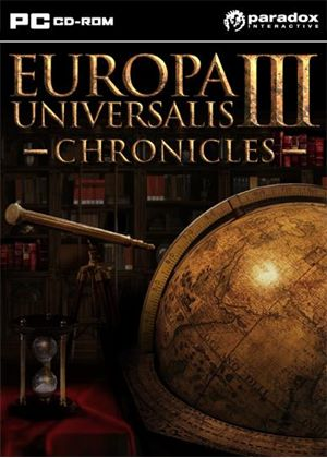 Europa Universalis III - Chronicles (PC)