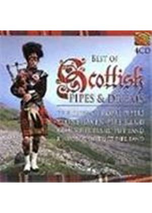 Various Artists - Best Of Scottish Pipes And Drums