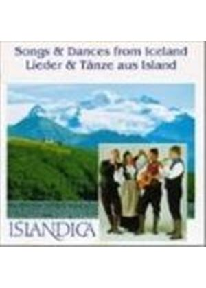 Various Artists - Songs And Dances From Iceland