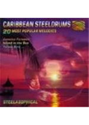 Caribbean Steeldrums - Caribbean Steeldrums Vol.1 (20 Most Popular Melodies)
