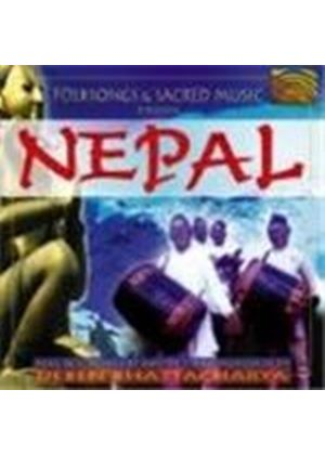 Deben Bhattacharya - Nepal - Folksongs And Sacred Music From Nepal