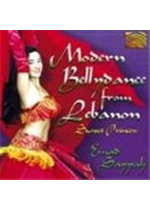 Emad Sayyah - Modern Belly Dance From Lebanon (Sunset Princess)