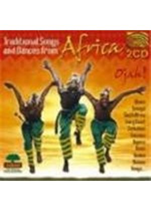 Adzido - Traditional Songs And Dances From Africa (Secrets Of Makaleng)