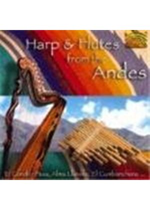 Pablo Carcamo & Oscar Benito - Harp And Flutes From The Andes