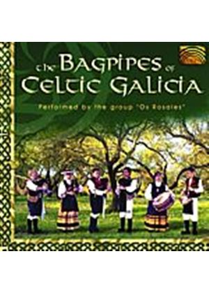 Os Rosales - Bagpipes Of Celtic Galicia (Music CD)