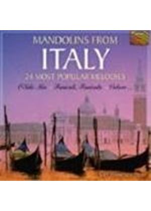 Joel Francisco Perri - Mandolins From Italy (24 Most Popular Melodies)