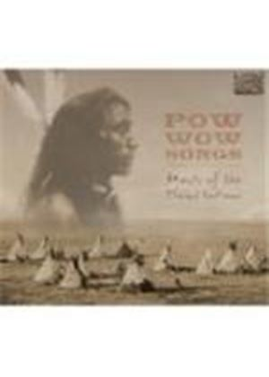 Various Artists - America - Pow Wow Songs (Music Of The Plains Indians)