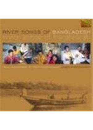 Deben Bhattacharya - Bangladesh - River Songs Of Bangladesh