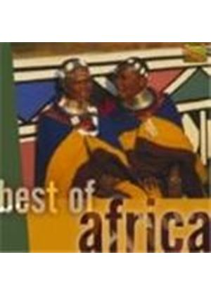 Various Artists - Africa - The Best Of Africa