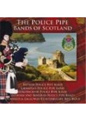 Various Artists - Police Pipe Bands Of Scotland, The