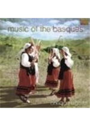 Enrique Ugarte - Music Of The Basques