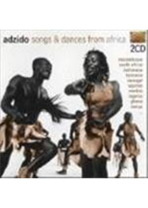 Adzido - Songs And Dances From Africa