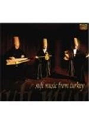 Various Artists - Turkey - Sufi Music From Turkey