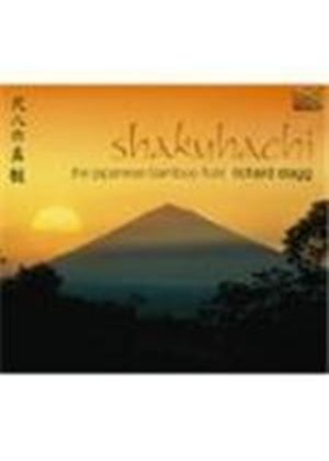 Richard Stagg - Shakuhachi (The Japanese Bamboo Flute)