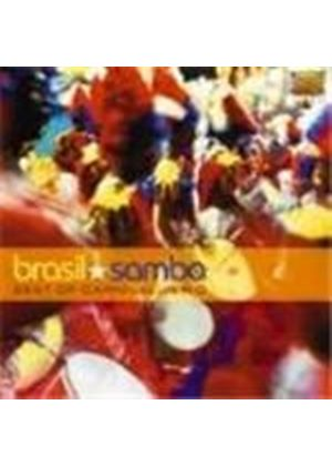 Various Artists - Brasil Samba (Best Of Carnival In Rio)
