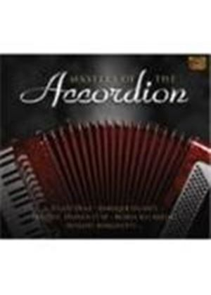 Various Artists - Masters Of The Accordion