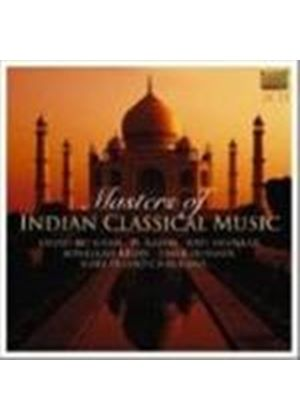 Various Artists - India - Masters Of Indian Classical Music