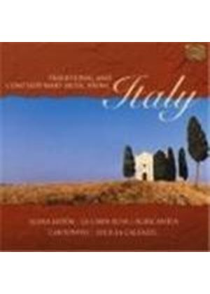Various Artists - Italy - Traditional And Contemporary Music From Italy