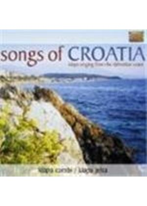 Klapa Cambi & Klapa Jelsa - Songs Of Croatia (Klapa Singing From The Dalmation Coast)