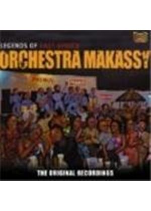 Orchestra Makassy - Legends Of East Africa