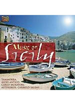 Various Artists - Music Of Sicily (Music CD)