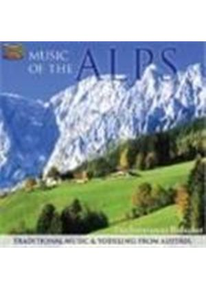 TRACHTENVEREIN ROSSECKER - Music Of The Alps (Traditional Music And Yodeling From Austria)