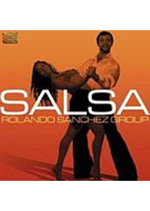 Rolando Sanchez And Salsa Hawaii Band - Salsa: Hawaii (Music CD)
