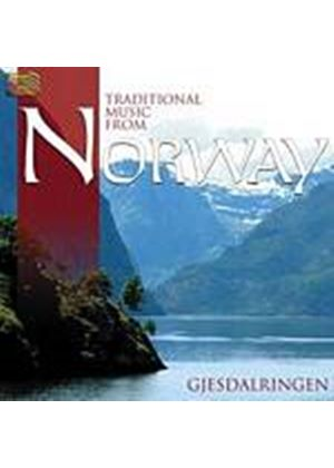Gjesdalringen - Traditional Music From Norway (Music CD)
