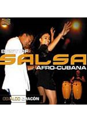 Osvaldo Chacon - Best Of Salsa Afro-Cubana (Music CD)