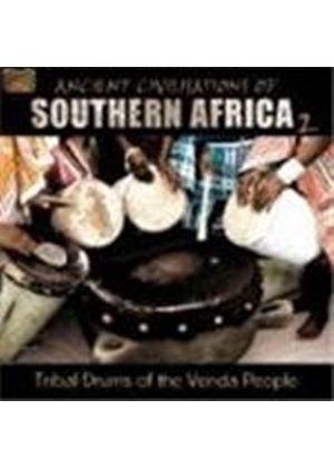 Various Artists - Africa - Ancient Civilisations Of Soutnern Africa Vol.2 (Tribal Drums Of The Venda People)
